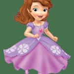 Princesa Sofia 04 PNG
