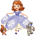 Princesa Sofia 05 PNG