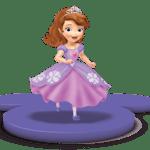 Princesa Sofia 08 PNG
