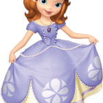 Princesa Sofia 14 PNG