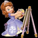 Princesa Sofia PNG 27