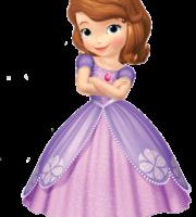 Princesa Sofia PNG