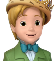 Príncipe James – Prince James PNG 02