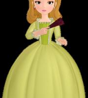 Princesa Amber – Princess Amber PNG 02