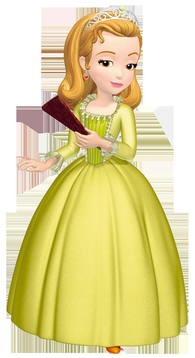 Princesa Amber – Princess Amber PNG 05