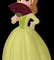 Princesa Amber – Princess Amber PNG 06