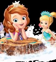 Princesinha Sofia e Personagens PNG 01