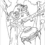 Desenhos para Colorir e Imprimir do Ben 10