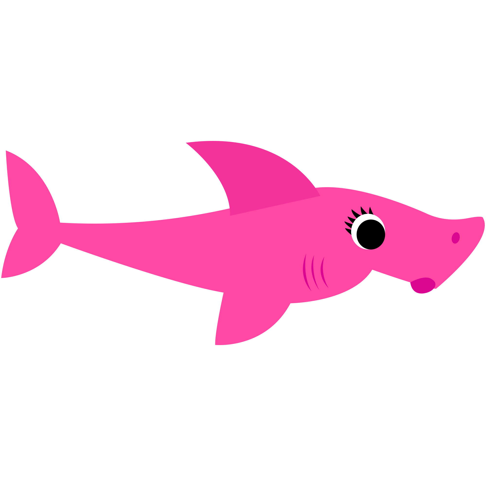 Mommny Shark PNG, Mutterhai, tiburón mamá, mamãe tubarão