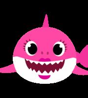 Mommny Shark PNG