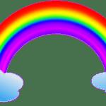 Arco-íris imagem PNG 10