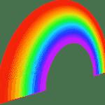 Arco-íris imagem PNG 13