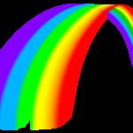 Arco-íris imagem PNG 16
