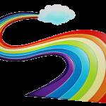 Arco-íris imagem PNG 21