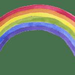 Arco-íris imagem PNG 22