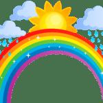 Arco-íris imagem PNG 25