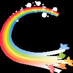 Arco-íris imagem PNG 26