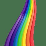 Arco-íris imagem PNG 27