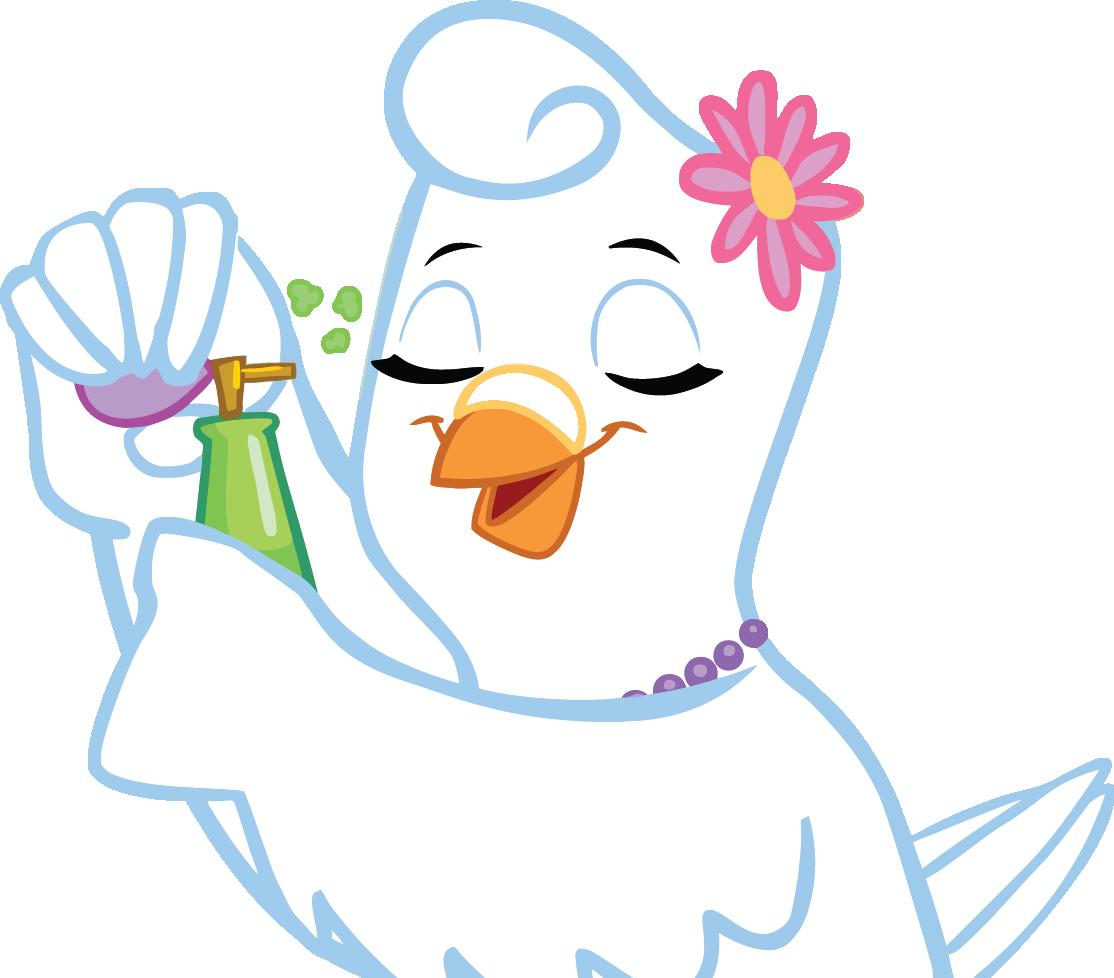 Galinha Pintadinha - Bombinha Branca PNG, Gefleckte Hühnchen Klasse, clase de pollo manchado, spotted chicken class