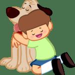 Galinha Pintadinha – Cão Amigo PNG 03