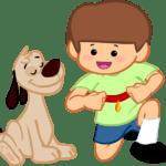 Galinha Pintadinha – Cão Amigo PNG 04