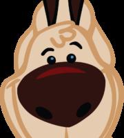 Galinha Pintadinha - Cão Amigo PNG