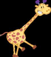 Galinha Pintadinha - Girafa PNG