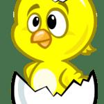 Galinha Pintadinha – Pintinho Amarelinho Ovo 04 PNG