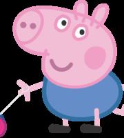 Peppa Pig - George Pig PNG