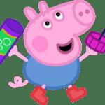 Peppa Pig – George Pig PNG 06