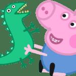 Peppa Pig – George Pig PNG 07