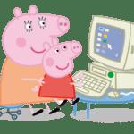 Peppa Pig – Mamãe Pig PNG 03