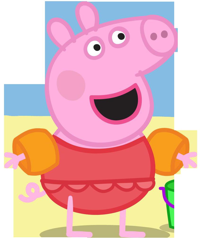 Peppa Pig Png Imagens Png Peppa Pig E Sua Turma Para
