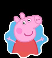 Peppa Pig Splat PNG 01