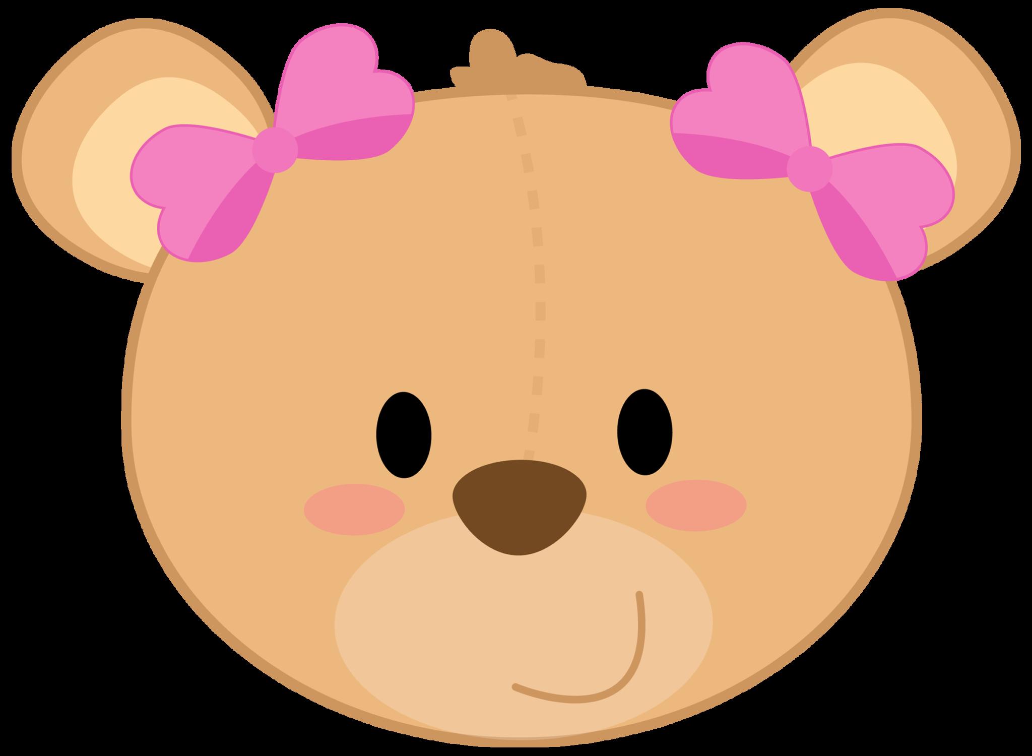 Ursinha PNG, kleiner Bär, osito, little bear