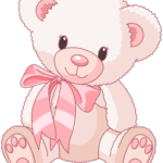 Ursinha Rosa PNG 10