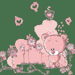 Ursinha Rosa PNG 16