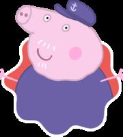 Vovô Pig Splat PNG