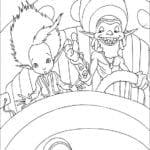 Desenhos de Arthur e os Minimoys para Colorir e Imprimir