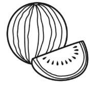 Arquivos Desenhos De Frutas Para Pintar Pagina 2 De 2
