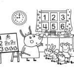 Desenhos da Peppa Pig para Colorir