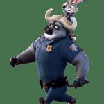 Zootopia – Chefe Bogo PNG 04