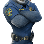 Zootopia – Chefe Bogo PNG