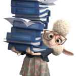 Zootopia – Dawn Bellwether PNG