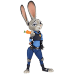 Zootopia – Judy Hopps PNG 03