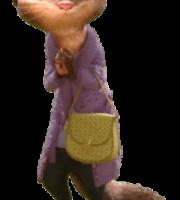 Zootopia - Mrs. Otternton PNG
