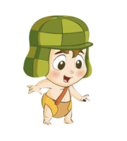 Chaves Baby PNG
