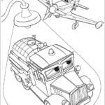 Desenhos de Aviões para Colorir e Imprimir
