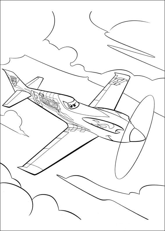 Desenhos De Avioes Para Colorir E Imprimir Desehos Para Pitar