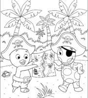Arquivos Os Backyardigans Para Colorir Educacao Infantil